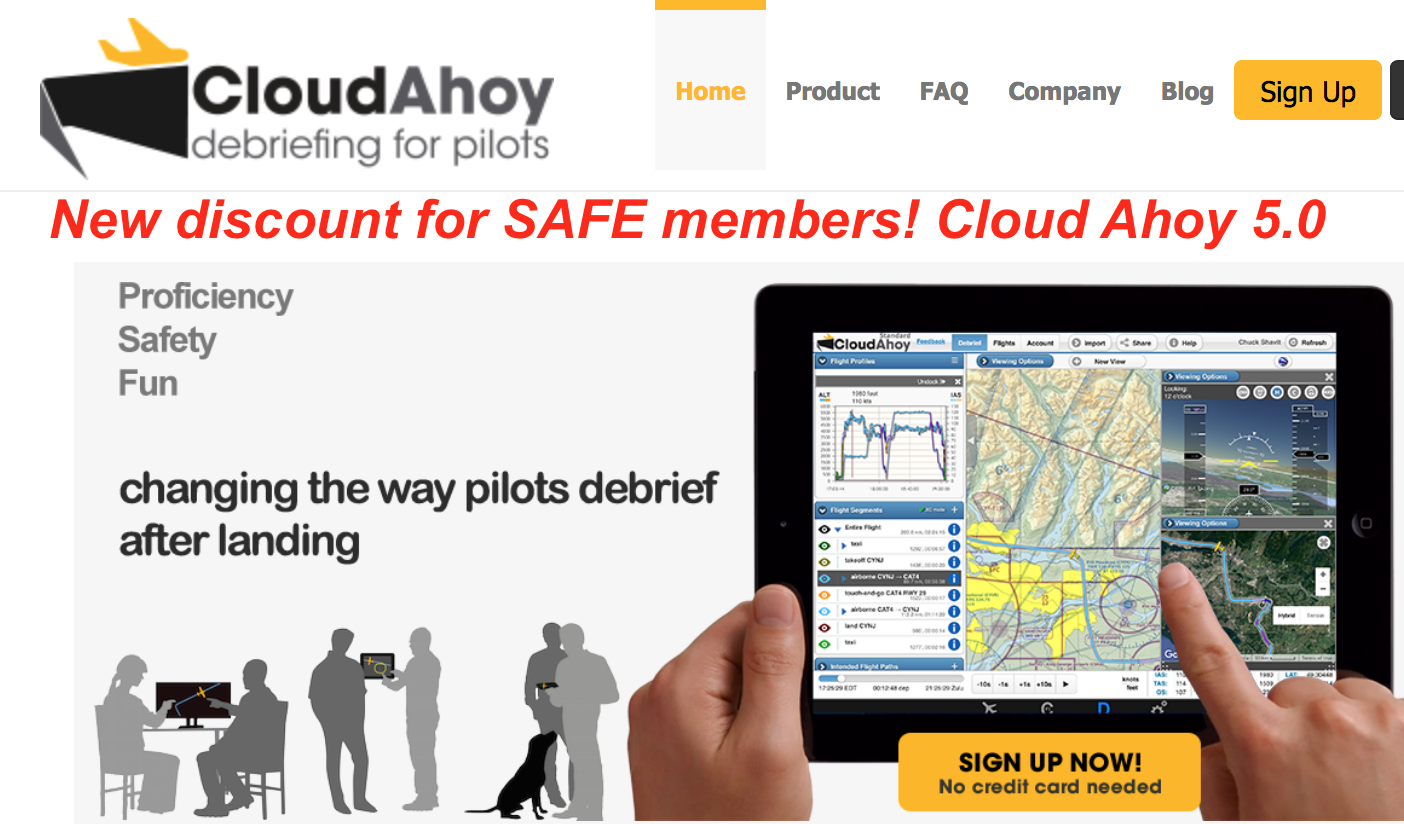 CloudAhoyDiscount