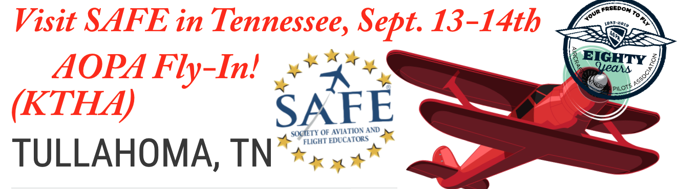 Great OSH: AOPA-TN Next CFI-PRO Open to Register! | SAFE Mobile