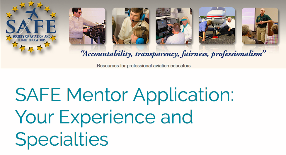 Click Here for Mentor Application