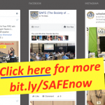 Our social media: http://bit.ly/SAFEnow